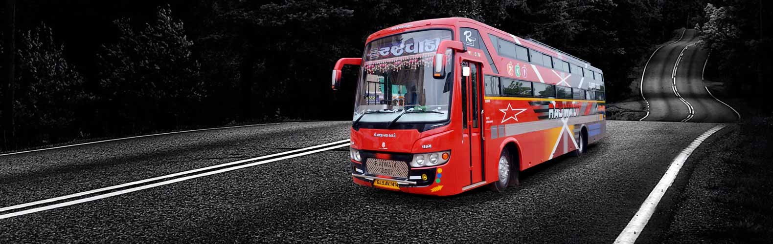 Online Bus Ticket Bookimg Jalaram Travels